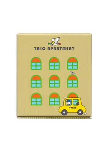 TRIO APARTMENT(トリオ・アパートメント)
