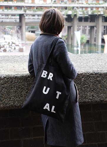 BRUTAL トートバッグ
