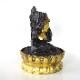 流水のオブジェ 縁起物 ゴールド aq21052 仏 仏様 置物 神仏  金運アップ 開運 商売繁盛  噴水 インテリア噴水 卓上噴水 ライト付き