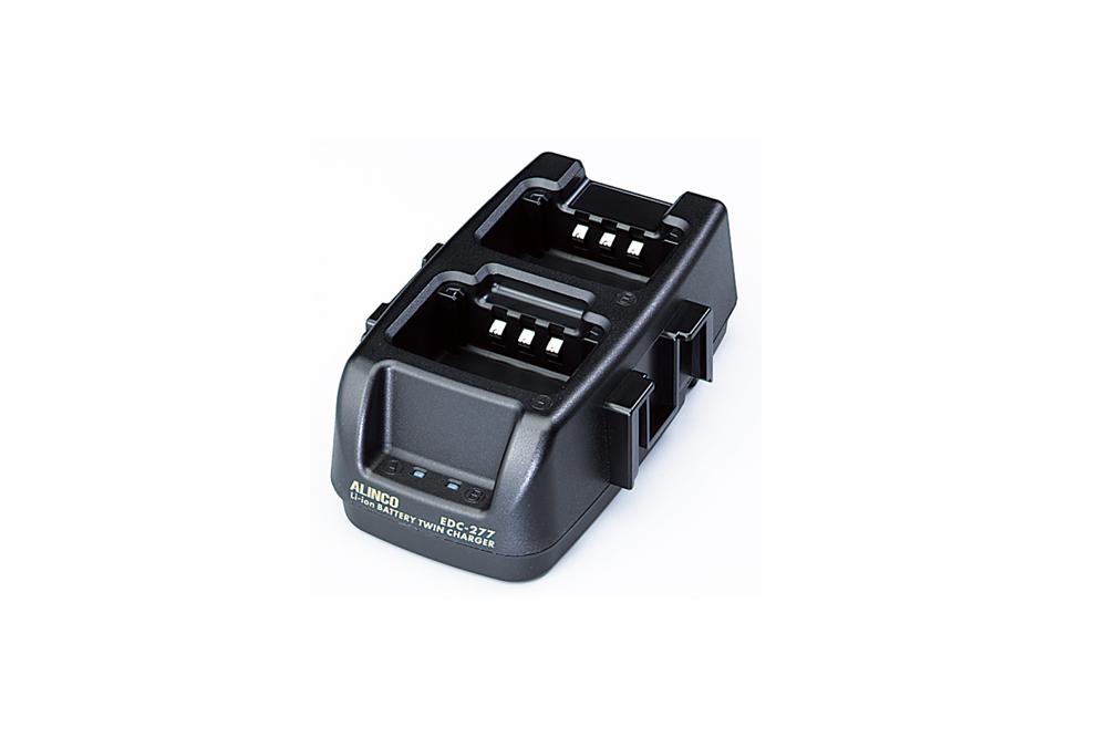アルインコ ツイン充電スタンド EDC-277R