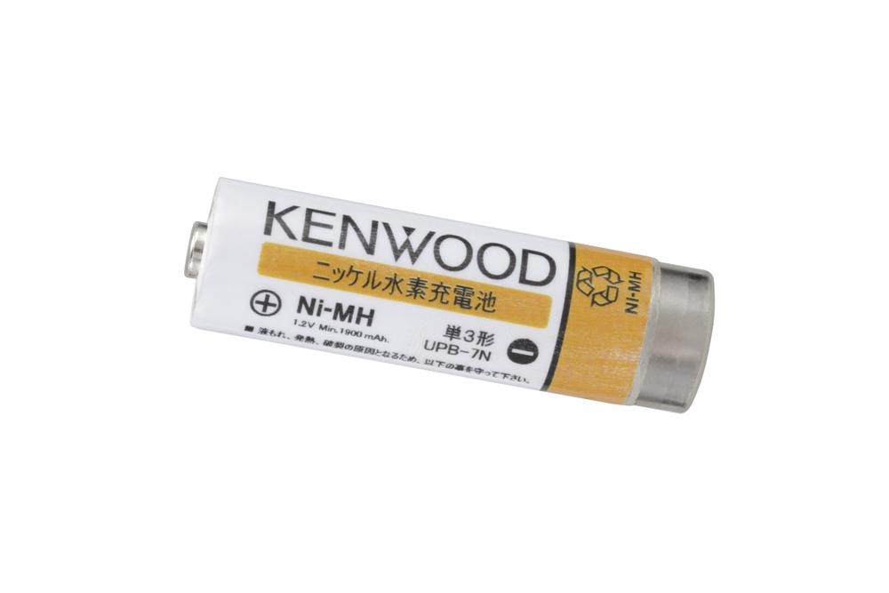 ケンウッド ニッケル水素電池 UPB-7N