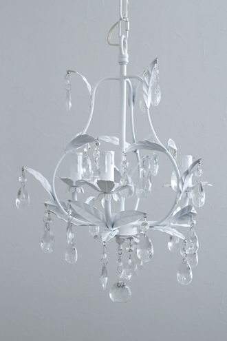 SGDシャンデリア3灯Stinaホワイト