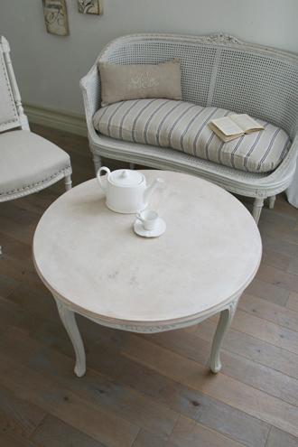 フレンチアンティーク コーヒーテーブル No7