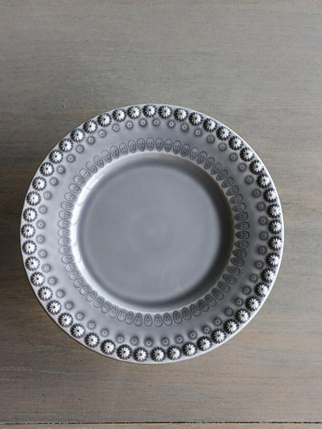 PotteryJoケーキスタンドDAISYグレー