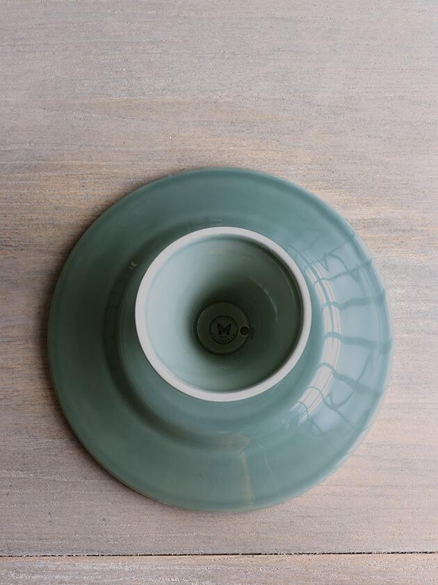 PotteryJoケーキスタンドDAISYダスティグリーン