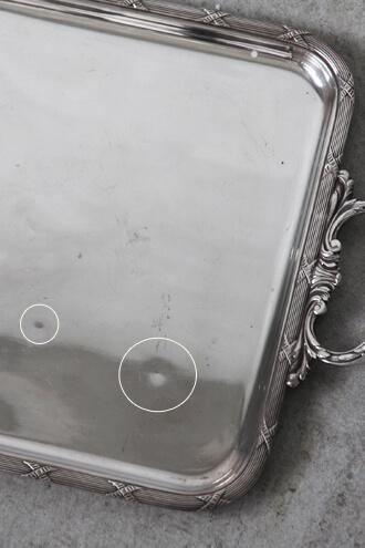 フレンチアンティーク L038 セットプレート&4P