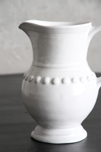 Cote Tableピッチャーホワイト