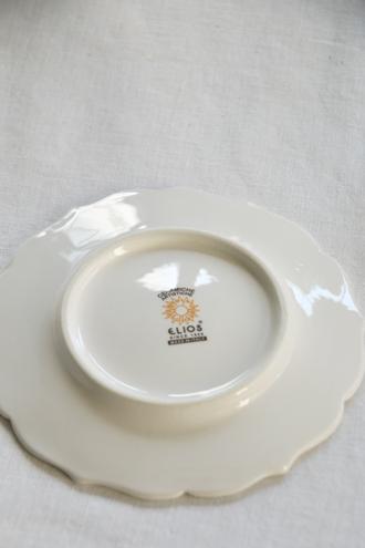 ELIOS FINEZZAパン皿15cmクリーム