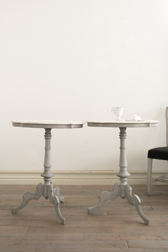 《20%OFF》Gustavian Antiqueスモールテーブルロココスタイル1800年代