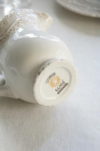 ELIOS FINEZZAミルクポットクリーム