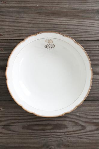 フレンチアンティーク大皿(深)