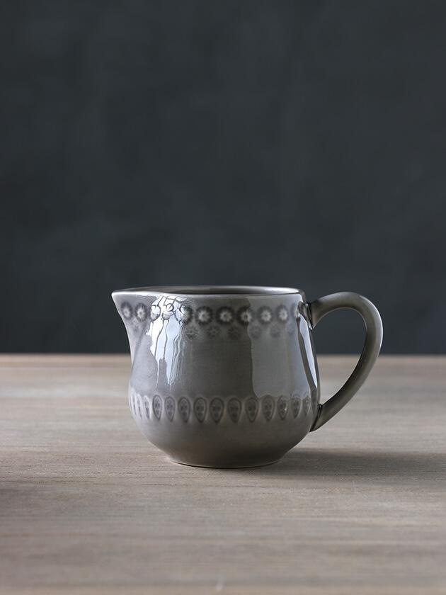 PotteryJoミルクジャグDAISYグレー