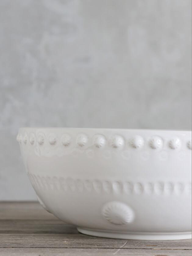 PotteryJoサラダボウルDAISYホワイト