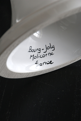 Bourg-Joly MalicorneケーキスタンドSur Pieds Bas