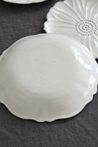 Bleu D'Argile Louis XVスープ皿ホワイト22cm