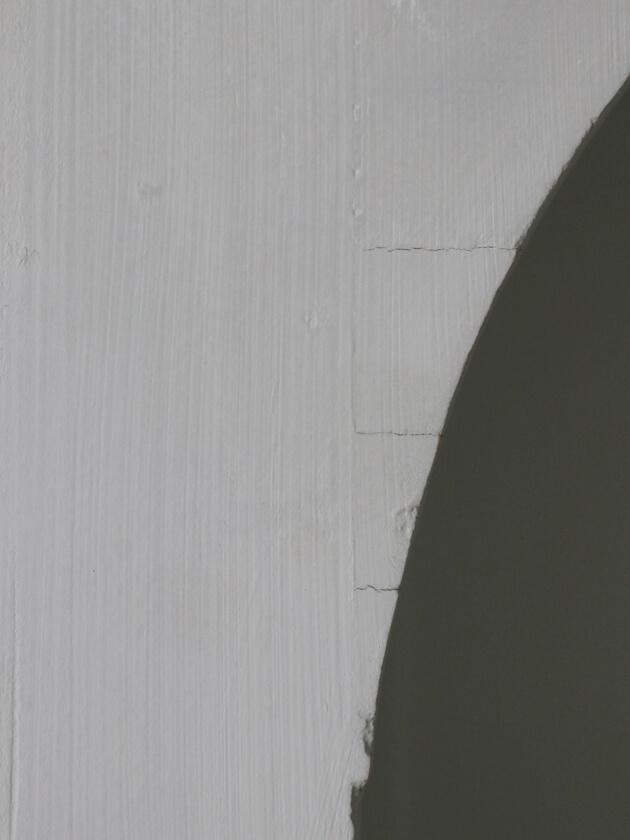BlancNatureブックシェルフCharlotte(3ユニット)グレー