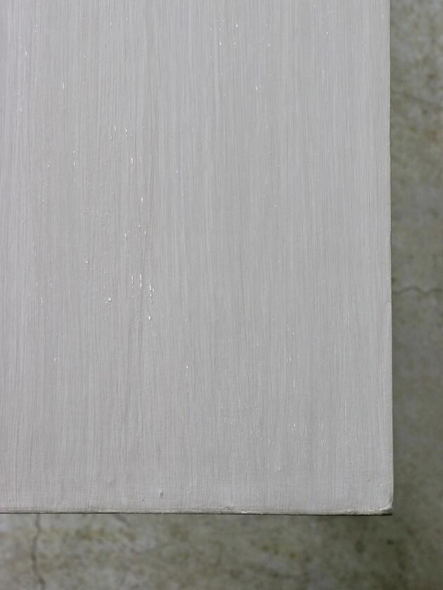 BLANC D'IVOIREダイニングテーブルKARL150cmTOPマスティックLEGホワイト