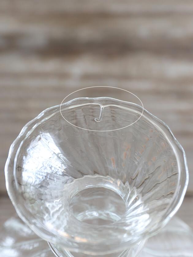 Affari ガラスベースOLIVIA A