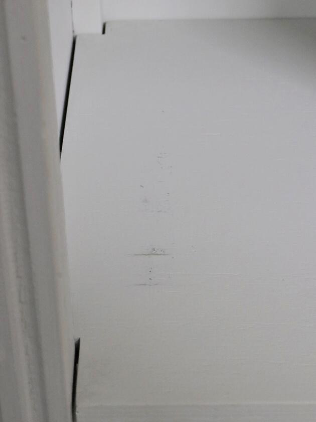 BlancNatureブックシェルフCharlotte(2ユニット)グレー