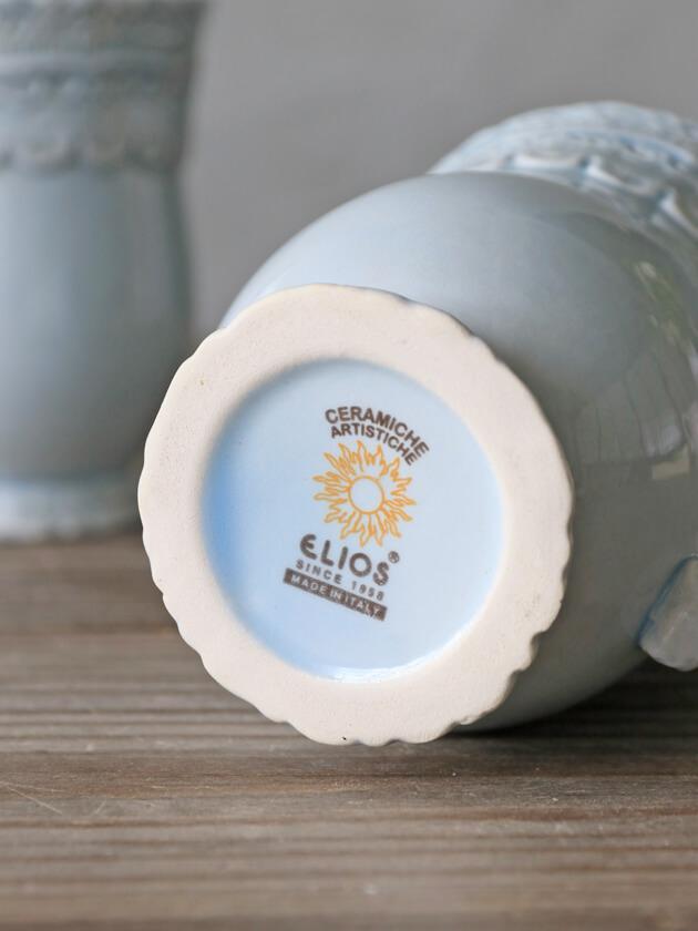ELIOS FINEZZAマグカップ ブルー
