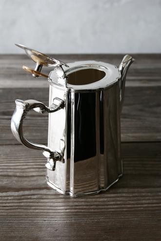 《30%OFF》Royal FamilyシルバーコーヒーポットSophie
