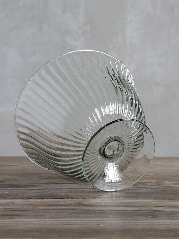 AffariガラスコンポートROMANCE