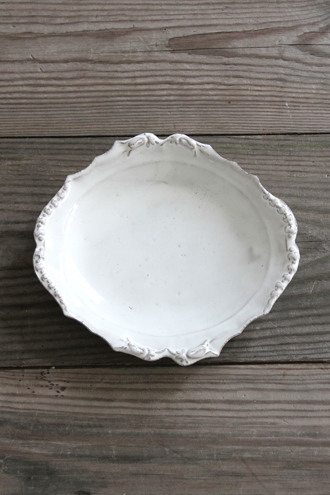 JBAdeV,creations depuis 1993 / Jean Baptiste Astier de Villatteポンパドールスープ皿(030/003)