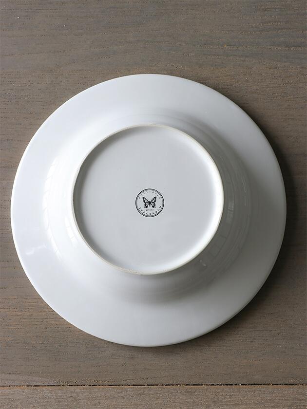 PotteryJoスープ・パスタプレートDARIAホワイト26cm