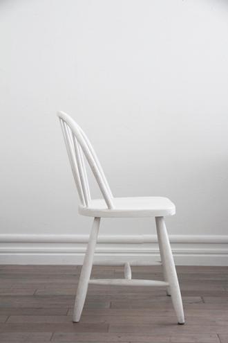 BlancNatureチェアアンティークホワイト