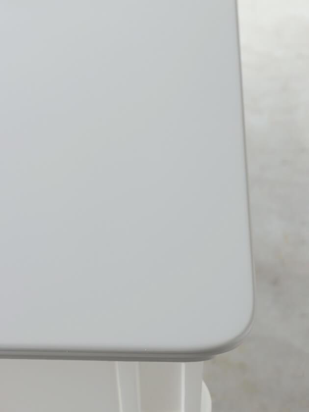 SarahダイニングテーブルSophia150cmアイボリーTOPグレー