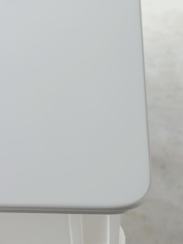 SarahダイニングテーブルSophia180cmアイボリーTOPグレー