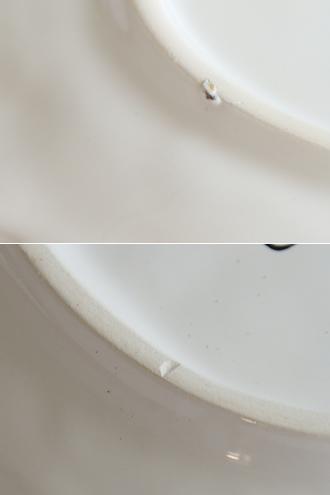 《20%OFF》Virginia Casa ROMANTICAマルゲリータ オーバルプレート34x26cmホワイト