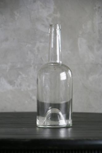 ヴィンテージガラスボトルClassical