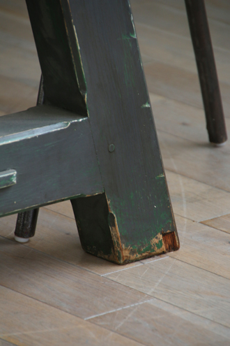 フレンチアンティーク ダイニングテーブル No9