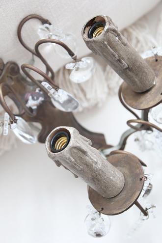 アンティークウォールランプLoan2灯