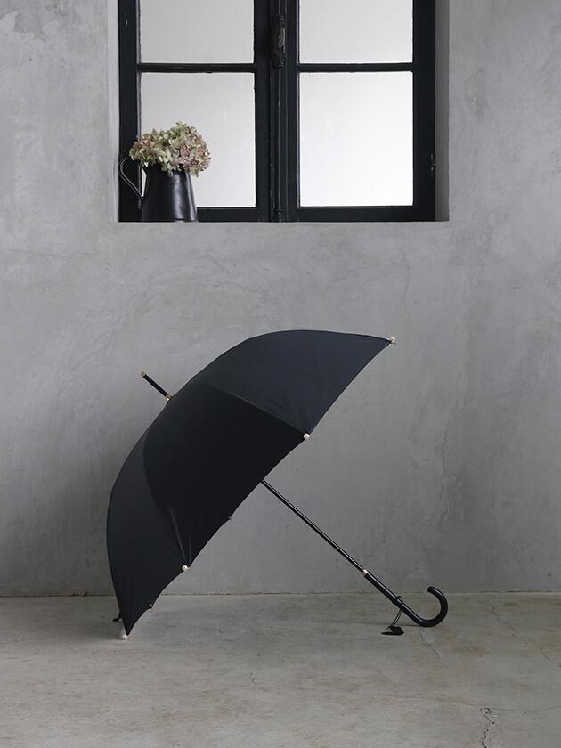 Kiwanda傘エステルシャンブレーパール