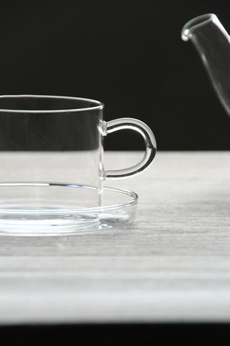 Ichendorf ティーカップ&ソーサー PIUMA