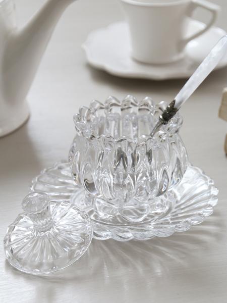 パンプキンガラスケース