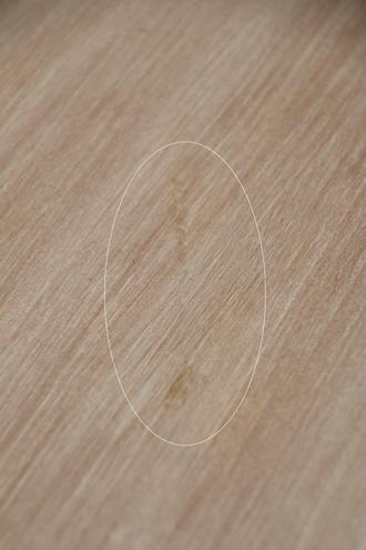 BLANC D'IVOIREコーヒーテーブルQUENTINマスティック150cm