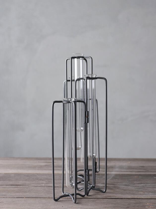 AffariガラスシリンダーベースOLIVIA B