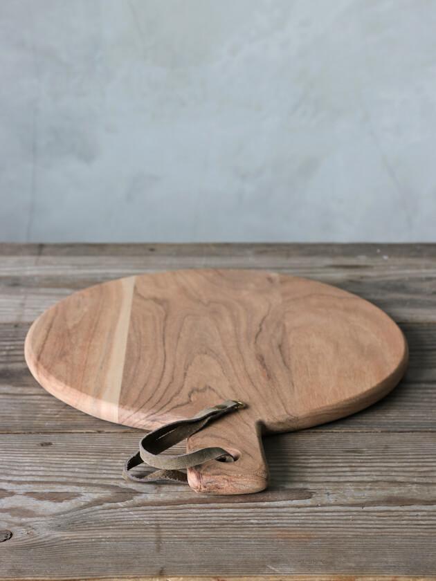 Cozy Livingカッティングボード ラウンド Wood