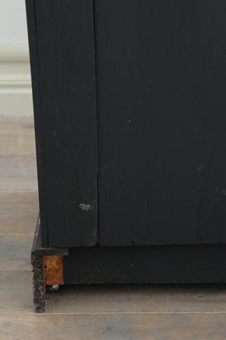フレンチアンティーク パインカップボードVictorian No7