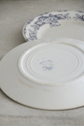 Creil&Montereau 平皿