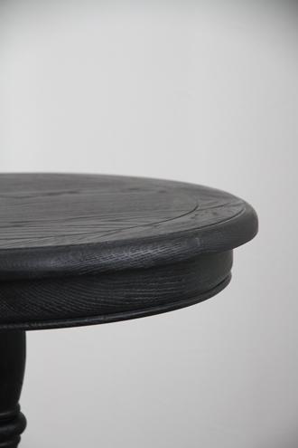 SGDラウンドテーブルブラック
