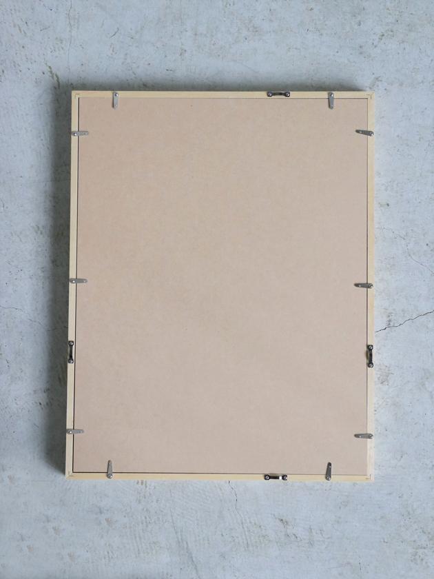 木製額縁木目 39.4X50.9cm