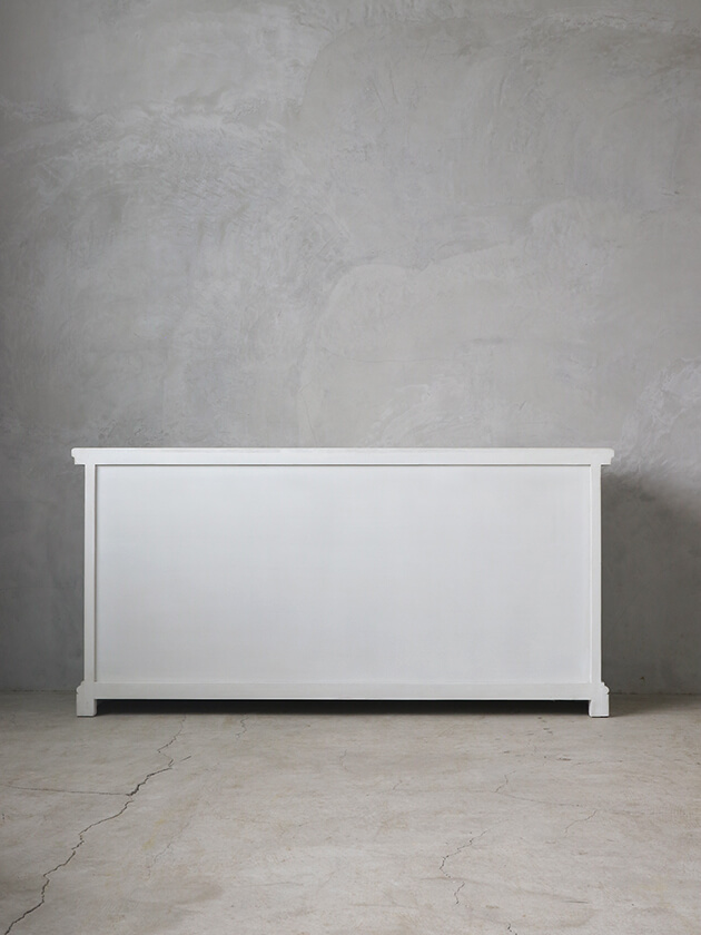BlancNatureサイドボードMireilleホワイト
