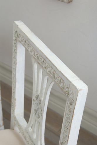 Gustavian Antique チェア Carina 19世紀