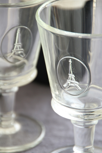LaRochereトゥールエッフェルワイングラス