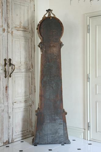 Gustavian Antique スカンジナビアンロングケースクロック1780年代
