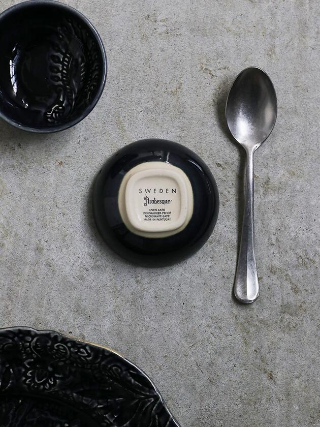 STHAL小皿ダークグレー